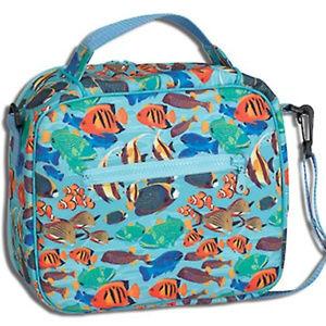 Wildkin Kids Tropical Fish Themed Lunch Bag  NWT